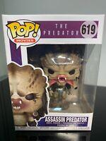 The predator Funko Pop #619 Assassin predator collectibles Funko