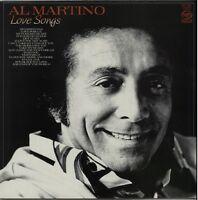 AL MARTINO Love Songs 1983 UK  vinyl LP EXCELLENT CONDITION best of