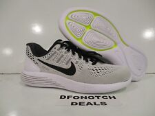 Men's Nike LunarGlide 8 Running Shoes Sz 6.5 NEW White Grey Black MSRP $120