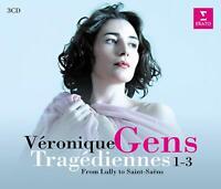 VERONIQUE GENS-TRAGÉDIENNES 1-3 - 3 CD BOX NEW+