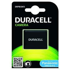 Duracell Panasonic DRP-BCM13 Rechargable Replacemnt Battery For Digital Camera