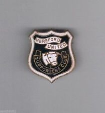 Hereford United Non-League Clubs Football Badges & Pins