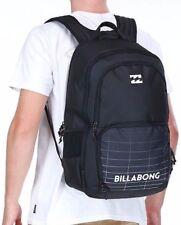 BILLABONG STRIKE THRU SCHOOL LAPTOP BACKPACK - 32 LITRES. NWT. RRP $69-99.