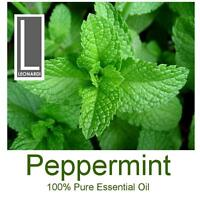 PEPPERMINT 100% PURE ESSENTIAL OIL Organic 100ml