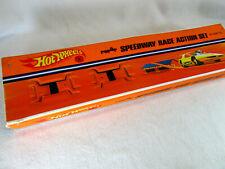 Vintage 1967 Mattel Hot Wheels Pop Up Speedway Race Action Set no. 5141