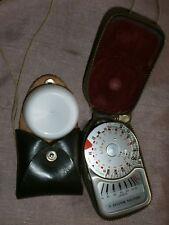 POSEMETRE vintage Sangamo Weston - Appareil de mesure de la luminosité
