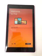 Amazon Fire HD 8 tablet - 8inch - 6th Gen 2015 - 16GB - Magenta - [PR53DC]