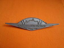 Vintage Wartburg emblem LOGO DDR GDR Eisenacher Automobilwerk 70s-80s.
