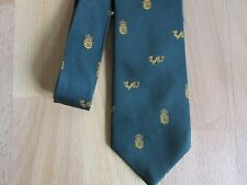 Unidentified HONG Kong Dragon & Crest with Crown Above Tie by Capital