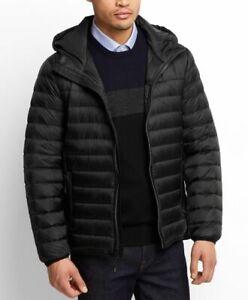 Tumi Crossover Pax Hooded Jacket, Black Medium $245