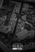 """Cyberpunk Edgerunners Poster 40x27/"""" 24x36/"""" TV Series Animation 2022 Print Silk"""