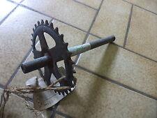 n°h134 roue dentée piaggio bravo mofa 135982