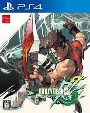 SONY PlayStation 4 PS4 Japan GUILTY GEAR Xrd REV 2 Tracking Number from Japan