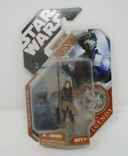 Princess Leia Boushh Disguise 2007 STAR WARS 30th Anniversary Collection MOC