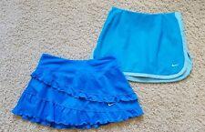 Nike Dri-Fit Tennis Running Yoga Skirt/Skort/Shorts Size Women's S (EUC Lot of 2