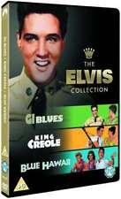 NEW! Elvis Presley G.I. Blues King Creole Blue Hawaii 3 Disc DVD Box Set