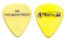 Offspring Greg K Mr. Saturday Night Yellow Guitar Pick - 2000 Tour
