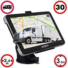 "7"" TRUCK CAR GPS SAT NAV NAVIGATION SYSTEM NAVIGATOR 8GB All US FREE MAP"