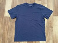 NEW Mens Vineyard Vines Blue Color Pocket T-Shirt Size Large Shirt
