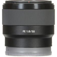 Sony FE 50mm f/1.8 Lens SEL50F18F