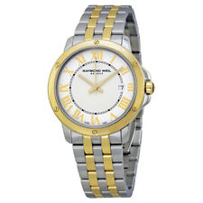 Raymond Weil Tango Two Tone Stainless Steel Mens Watch 5591-STP-00308