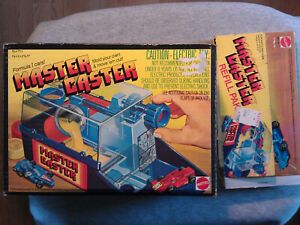 Vintage 1979 Mattel Formula One Master Caster.