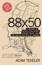88x50: A Memoir of Sexual Discovery, Modern Music and the United States of Ameri