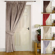 Buy Velvet Door Curtains | EBay