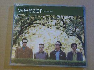 Weezer : Beverly Hills - Enhanced CD Single (2005, Geffen)
