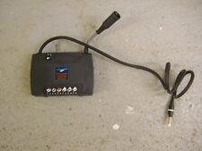 LOMAX ECO POWER POWERCHAIR PG DRIVES ACTUATOR LIGHTING MODULE. D50209/1.