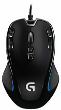 Logitech G300s Ambidextrous Optical Gaming Wired Mouse