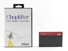 Choplifter für SEGA Master System / MS