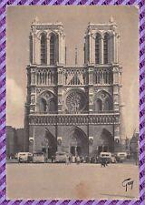 Carte Postale - Paris - Notre Dame