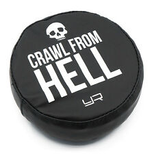 "Yeah Racing ""Crawl From Hell"" 1.9"" Rock Crawler Wheel / Tire Cover YA-0490"