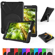 For Apple iPad Pro 10.5 Inch Hybrid 360 Rotating Shockproof Tough Case Cover