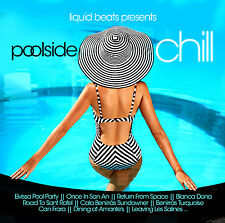 Ambient CD Poolside Chill von Liquid Beats