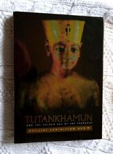 TUTANKHAMUN AND THE GOLDEN AGE OF THE PHARAOHS DVD LIKE NEW, FREE POST AUS-WIDE