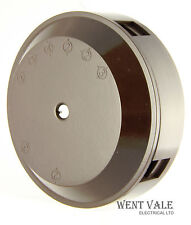 Newlec - NL8722SEL - 20a 6 Terminal 86mm Brown Round Joint Box New