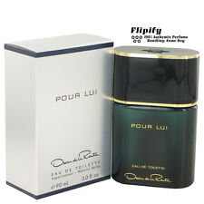 Oscar Pour Lui by Oscar de la Renta EDT Perfume Spray 3 oz 90 ml for Men New
