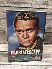 The Great Escape (Dvd, 1998, Widescreen) Steve McQueen James Garner Action New