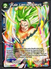 Kale Soeur timide BT7-041 VF//C FOIL Dragon Ball Super Card Game