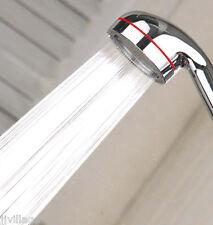 Hihome Jumbo Showerhead high pressure watersaving bubble effect permanent filter