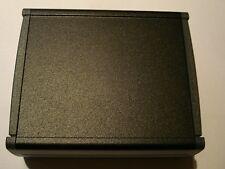 Teko Enclosures TEKAL-21.29, 100 x 85.8 x 36.9 mm Aluminium (ABS panels) Black