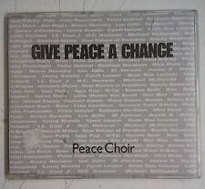 Peace Choir Give Peace A Chance CD-Single UK 1991