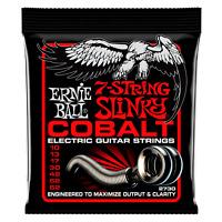 Ernie Ball Cobalt 7 String Skinny Top heavy Bottom Slinky Guitar Strings P02730