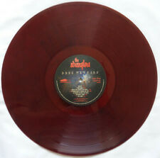 More details for the stranglers dark matters sealed red & black smoke coloured vinyl lp