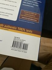 Official Guide to the Toefl Test by Educational Testing Service. Fourth Edition.
