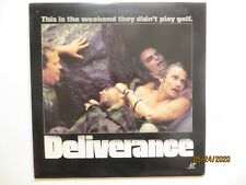 Deliverance Burt Reynolds Laserdisc Movie