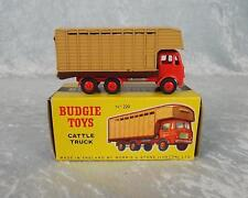 Boxed Budgie Toys No. 220 Cattle Truck 1959-66