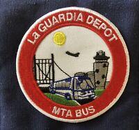 MTA Laguardia Depot Patch.